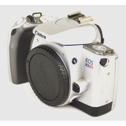 Canon EOS 300V Body, Farbe: silber