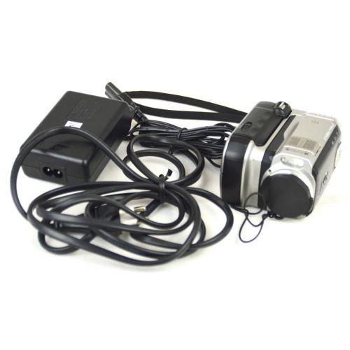 jvc gz-mc200e Camcorder (2,1 Megapixel), Farbe: silber