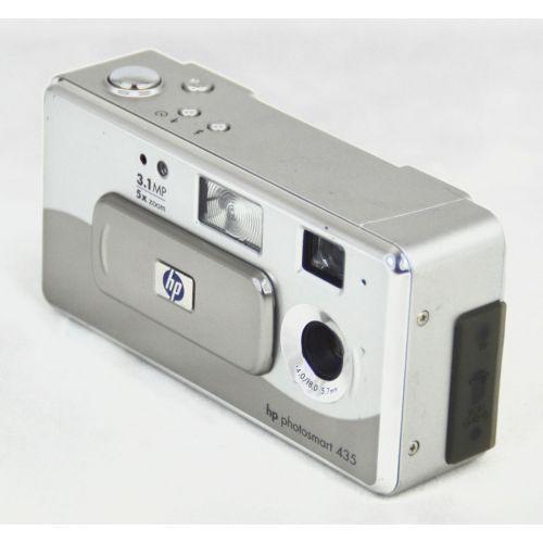 HP Photosmart 435 (3,4 Megapixel), silber