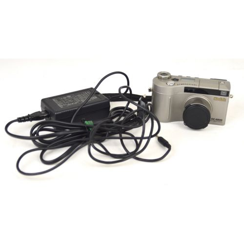 Kodak DC4800 (3,3 Megapixel), silber