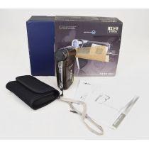 Aiptek AHD 300 Camcorder (5,0 Megapixel), Farbe: braun