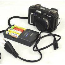 Casio QV-5700 (5,4 Megapixel) DEFEKT!, schwarz
