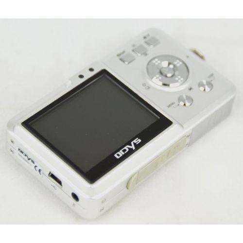 ODYS Slim 5L Pro (3,1 Megapixel), silber