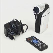 Aiptek AHD Z600 Camcorder (5 Megapixel), silber