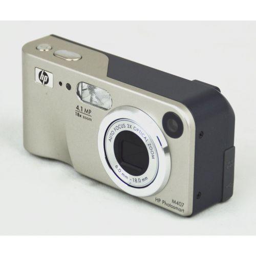 HP Photosmart M407 (4,2 Megapixel), silber