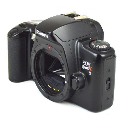Canon EOS Rebel XS Body, schwarz