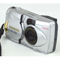 Olympus Camedia C-900 Zoom (1,3 Megapixel), silber