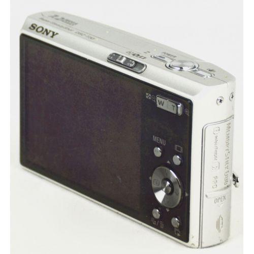 Sony Cyber-shot DSC-T30, Farbe: silber