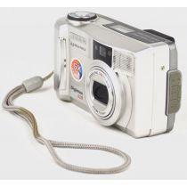 Samsung Digimax 410 (4,0 Megapixel), silber