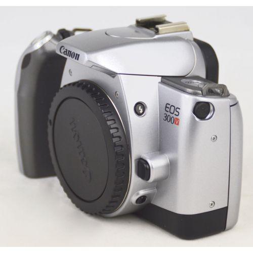 Canon EOS 300V Body, silber