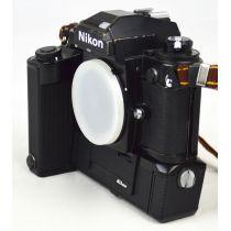 Nikon FA Body, schwarz