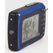 Rollei Sportsline 60 (5,0 Megapixel), Farbe: blau