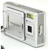 Megapix V25 DEFEKT, silber
