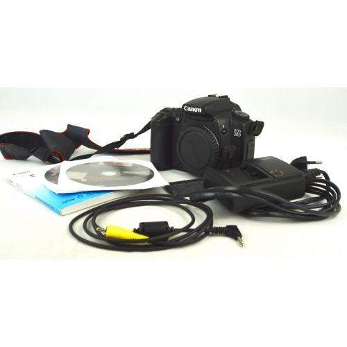 Canon EOS 20D SLR-Digitalkamera Body (8 Megapixel) Farbe: schwarz