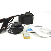 Canon EOS 500D Body (15 Megapixel, LiveView, HD-Video), schwarz