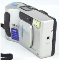 HP Photosmart 315 Digitalkamera (2,1 Megapixel), silber