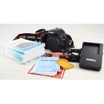 Canon EOS 1000D Body (10 Megapixel) in schwarz
