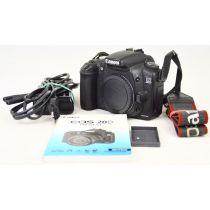 Canon EOS 20D SLR-Digitalkamera Body gebraucht OVP (8 Megapixel) schwarz