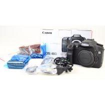 Canon EOS 40D SLR-Digitalkamera Body OVP (10 Megapixel)