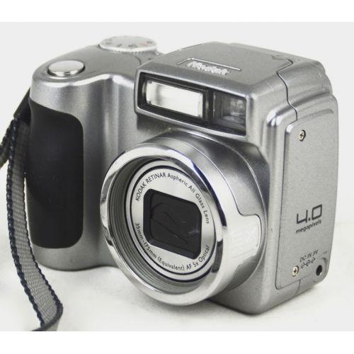 Kodak EasyShare Z700 (4,0 Megapixel), silber