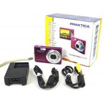 Praktica Luxmedia 12-Z4 (12 Megapixel), Farbe: lila