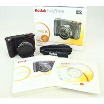 Kodak EasyShare Z8612 IS (8,1 Megapixel), schwarz