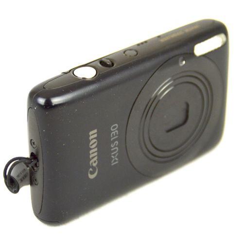 "Canon IXUS 130 (14 Megapixel, 2.7"" Display) schwarz"