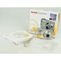 Kodak EasyShare C713 OVP (7,3 Megapixel), silber