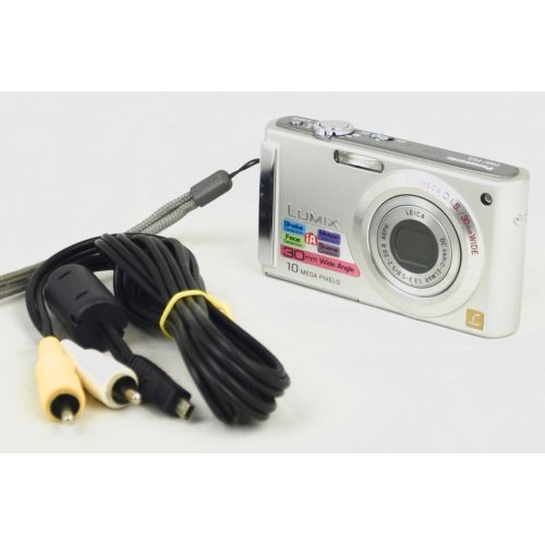 Panasonic Lumix DMC-FS5 (10,7 Megapixel), silber