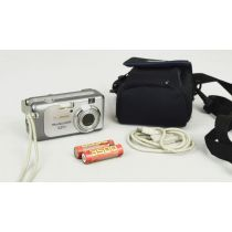 Canon PowerShot A410 (3,2 Megapixel), silber