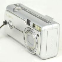 Canon PowerShot A400 (3,2 Megapixel), silber