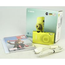 Canon Ixus 125 HS (16,5 Megapixel), Farbe: grün