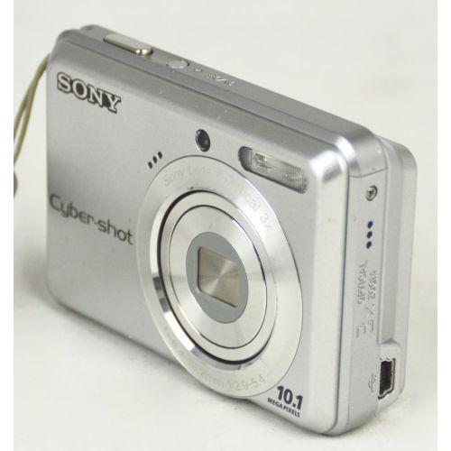 Sony DSC-S930 (10,3 Megapixel), silber