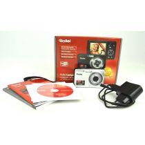 "Rollei Compactline 203 Digitalkamera gebraucht OVP (12 Megapixel, 3x opt. Zoom 2.4"" Display), silber"
