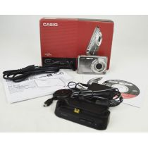 Casio EXILIM EX-S770 Digitalkamera DEFEKT (7 Megapixel) silber