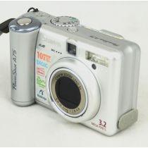 Canon PowerShot A75 (3,3 Megapixel), silber