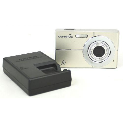 Olympus FE-3000 Digitalkamera gebraucht ( 10.7 Megapixel,3 -x opt. Zoom (2.7 Zoll Display) ) schwarz