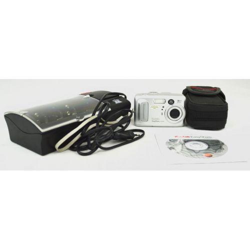 Kodak EasyShare CX6330, gebrauchte Digitalkamera (3,2 Megapixel), silber