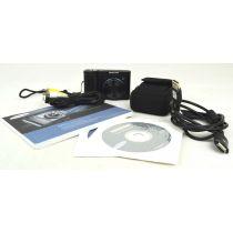 Samsung NV8 (8,1 Megapixel), schwarz, gebrauchte Digitalkamera