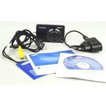 Samsung PL65 (12,2 Megapixel), Digitalkamera gebraucht, schwarz