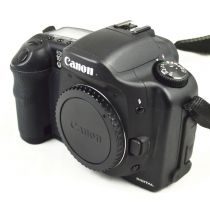 Canon EOS 10D SLR-Digitalkamera Body gebraucht (6,5 Megapixel) Farb.: schwarz