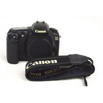 Canon EOS 20D SLR-Digitalkamera Body (8 Megapixel) schwarz