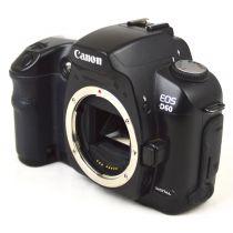 Canon EOS D60 (6,3 Megapixel), schwarz, gebrauchte Digitalkamera