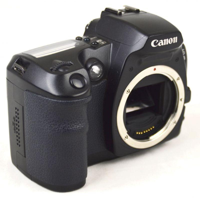 canon eos d60 6 3 megapixel schwarz gebrauchte digitalkamera it. Black Bedroom Furniture Sets. Home Design Ideas