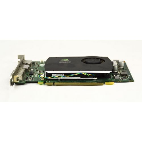 PNY NVIDIA Quadro FX 580 512MB DDR3 Grafikarte GPU PN N/A