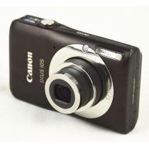 Canon IXUS 105 Digitalkamera gebraucht (12 Megapixel, 4-fach opt. Zoom) braun