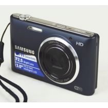 Samsung ST150F (16,2 Megapixel, WiFi), gebrauchte Digitalkamera, dunkelblau