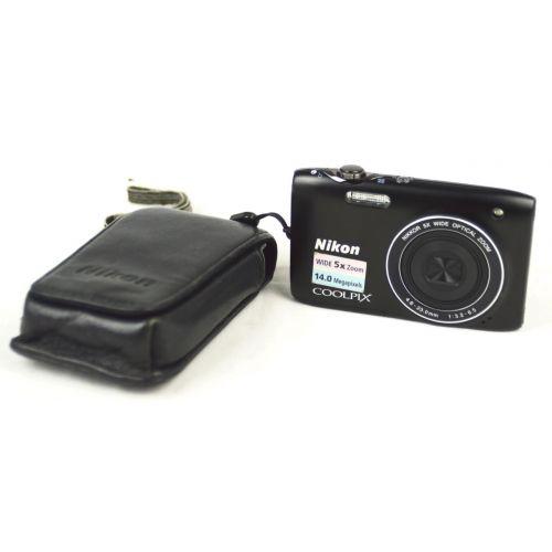 Nikon Coolpix S3100 Digitalkamera gebraucht OVP (14 Megapixel, 5-fach opt. Zoom, HD Video) zitrusgelb