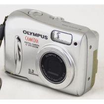 Olympus Camedia C-370 (3,3 Megapixel), silber