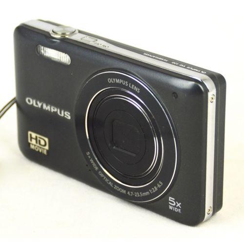 Olympus VG-120 (13,8 Megapixel), gebrauchte Digitalkamera, grau